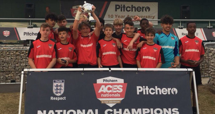 Under 15 Aces National Competition