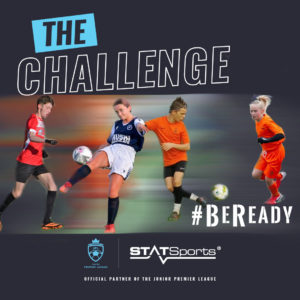 STATSports x Junior Premier League #BeReady Challenge - Jake, Ruby, Grace, Ben